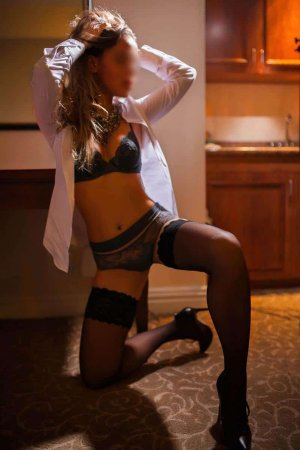 Aryane escort girl in Evans